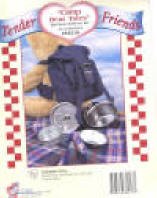 One of our collectibles - Tender Heart Mess Kit Accessories