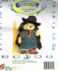 One of our collectibles - Tender Heart Beart Cowboy Kate Outfit