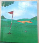 My Golf Adventure - Personalized Book