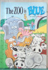 The Zoo is Blue - Personalized Presto Book