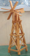 Windmill wooden Kit