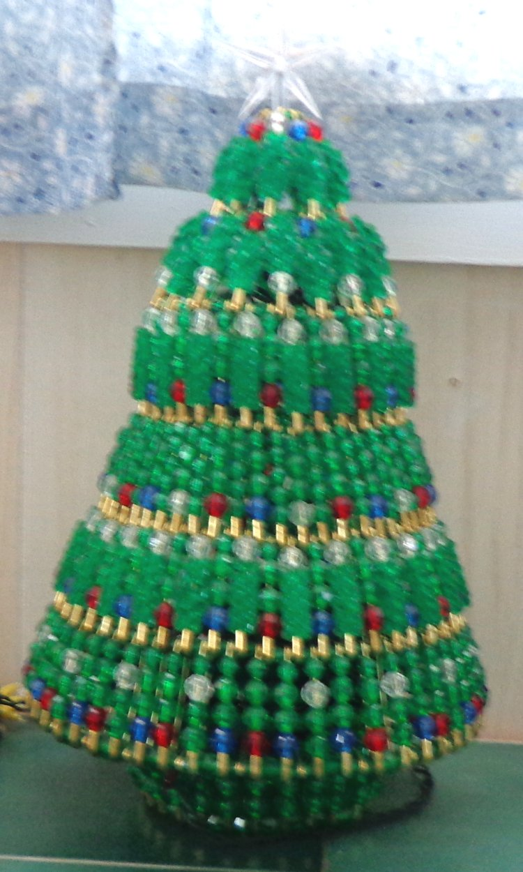 Large Full Green Christmas Tree Kit